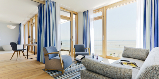 Wellness Resort Südstrand, suite