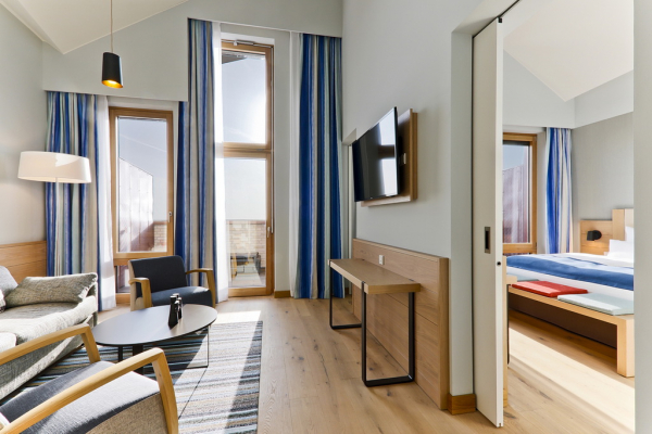 Wellness Resort Südstrand, hygge-Suite