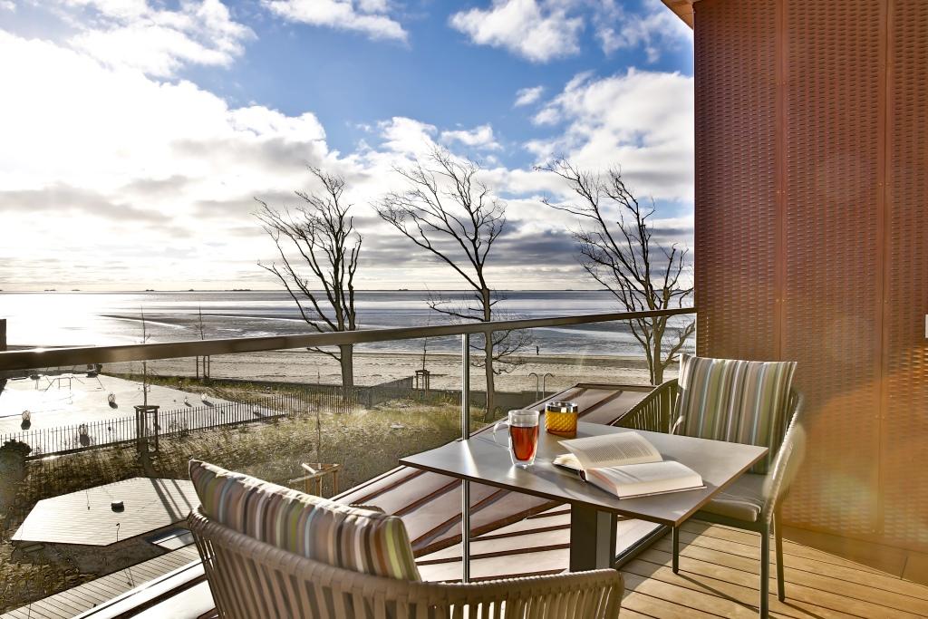 comfort zimmer upstalsboom wellness resort s dstrand in. Black Bedroom Furniture Sets. Home Design Ideas